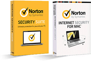 Norton Security Suite and Norton Internet Security